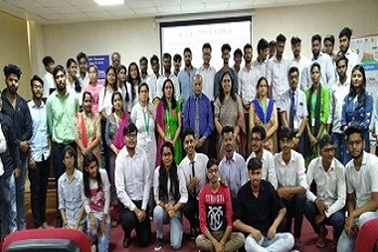 Gurugram Global College of Pharmacy organized a workshop on Scope and career opportunities in Pharmacy on 30th April, 2019.
